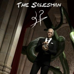 Servitor: The Salesman