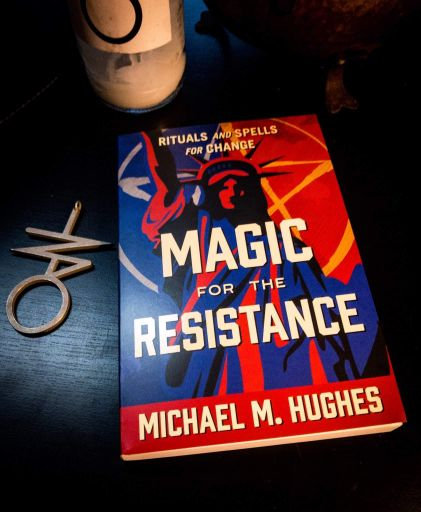 Magic for the Resistance amidst pieces of the Tump Binding Spell